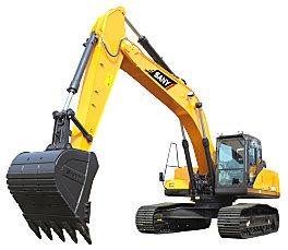 三一重工SY265C-9挖掘机