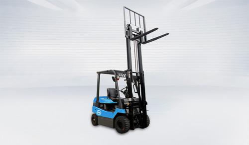 比亚迪CPD25电动平衡重式叉车高清图 - 外观