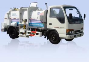 烟台海德CHD5052ZZZ自装卸式垃圾车