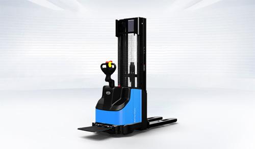 比亚迪CDD14电动堆高式叉车高清图 - 外观