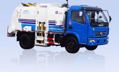烟台海德CHD5082ZZZ自装卸式垃圾车