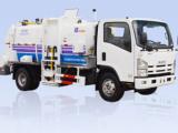 烟台海德CHD5100ZZZ自装卸式垃圾车