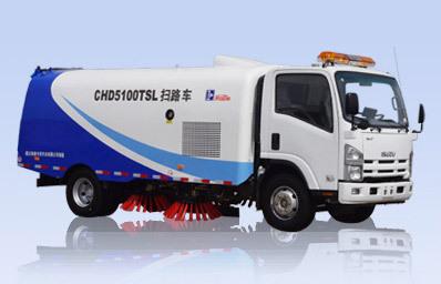 烟台海德CHD5100TSL扫路车