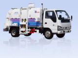 烟台海德CHD5070ZZZ自装卸式垃圾车