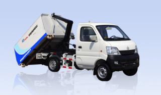 烟台海德CHD5024ZXX车厢可卸式垃圾车