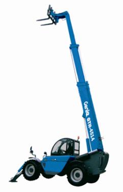 特雷克斯吉尼GTH™-4514高延型粗糙地面叉装机(限CE )