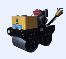 永得力YDL-YLS600B手扶式双轮小型压路机