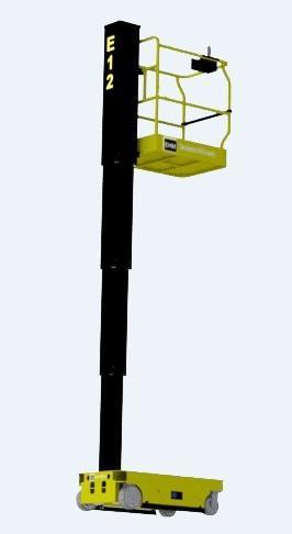 东迈高空作业机械图库