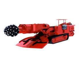 国际煤机EBZ260C重型掘进机