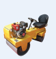 永得力YDL-JS700A/YDL-JS700B驾驶式小型压路机高清图 - 外观