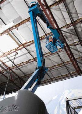 特雷克斯吉尼Z™-40N曲臂式高空作业平台