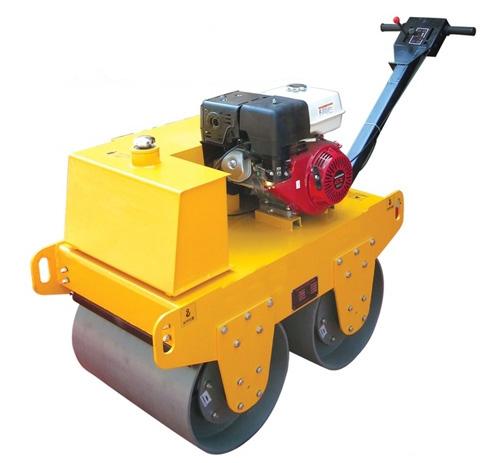 隆霄LXYL-31/LXYL-31C型小型手扶式双轮压路机高清图 - 外观