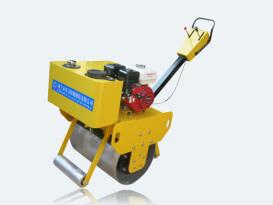 永得力YDL-YLS600手扶式单轮(汽油)小型压路机