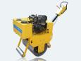 永得力YDL-170F手扶式单轮(柴油)小型压路机高清图 - 外观
