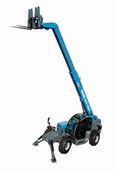 特雷克斯吉尼GTH™-4010高延伸型粗糙地面叉装机(限CE )