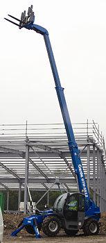 特雷克斯吉尼GTH™-3512高延伸型粗糙地面叉装机(限CE )