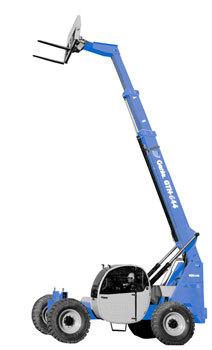 特雷克斯吉尼GTH™-644高延伸型粗糙地面叉装机