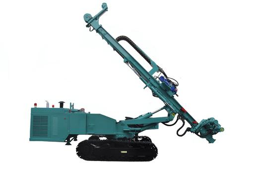 建研JD110A全液压履带式多功能钻机高清图 - 外观