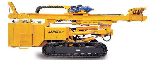 建研JD180A全液压履带式多功能钻机高清图 - 外观