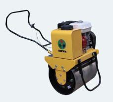 永得力YDL-yLT450手推式单钢轮小型压路机