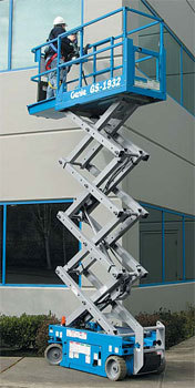 美国吉尼GS™-1532 CE CE & AU only剪型高空作业平台