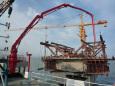 建研HGY32船载式布料机高清图 - 外观
