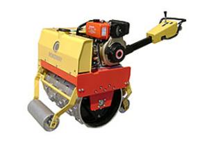 路得威RWYL101小型手扶式沟槽压实机