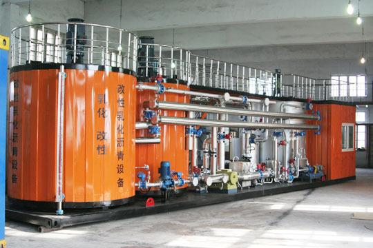 广通GLRS-20吨改性乳化一体设备