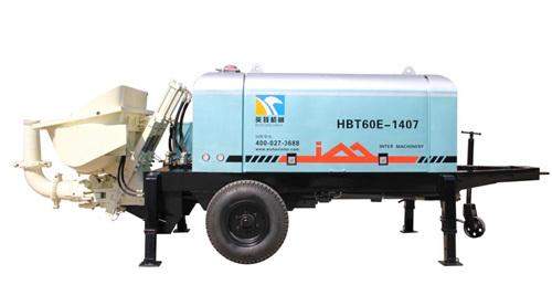 英特HBT60E-1407电动机拖泵