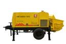 英特HBT30SEA-1010细石混凝土泵高清图 - 外观