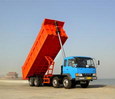扬州海沃自卸车