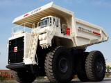 内蒙古北方重工NTE260电传动矿用自卸车