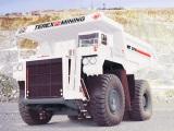 内蒙古北方重工MT3700电传动矿用自卸车
