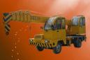 团结YQ18-5000汽车起重机高清图 - 外观