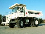 内蒙古北方重工TR35A岩斗型矿用自卸车