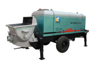 英特HBT80SEA-1818电动机拖泵