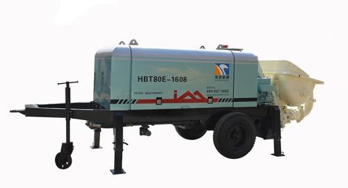 英特HBT80E-1608电动机拖泵