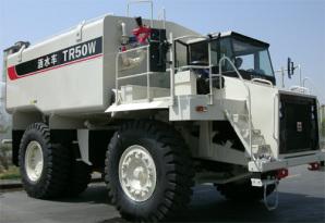 内蒙古北方重工TR50W矿用洒水车