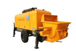 英特HBT60SDA-1816柴油机拖泵