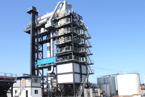 铁拓机械TS3020沥青再生成套设备