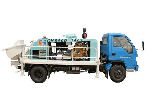 英特CHB40D-1407小型车载泵