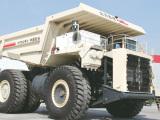 内蒙古北方重工NTE240电传动矿用自卸车