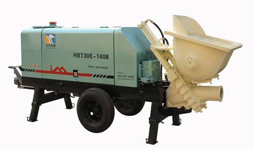 英特HBT30E-1408小型拖泵