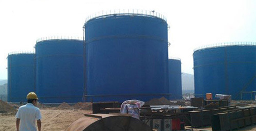 廣通DLK-2000噸X5臺型焦化基地
