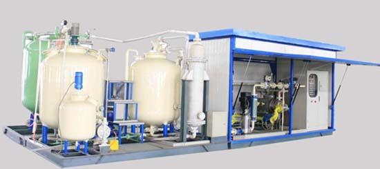 广通GLRS-12吨型高端全自动式改性沥青乳化设备