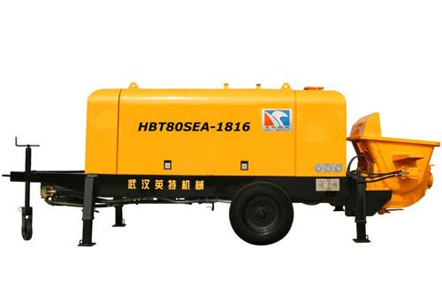 英特HBT80SEA-1816电动机拖泵