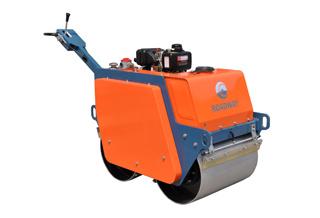 路得威RWYL31C小型手扶式双钢轮压路机