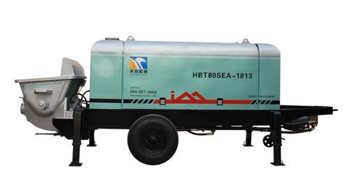 英特HBT80SEA-1813电动机拖泵