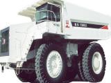 内蒙古北方重工TR100C煤斗型矿用自卸车