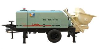 英特HBT40E-1407小型拖泵